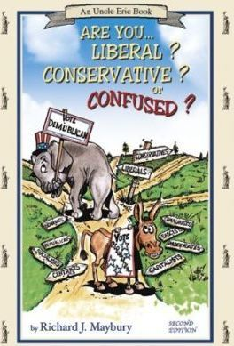 Are You Liberal, Conservative Or Confused?
